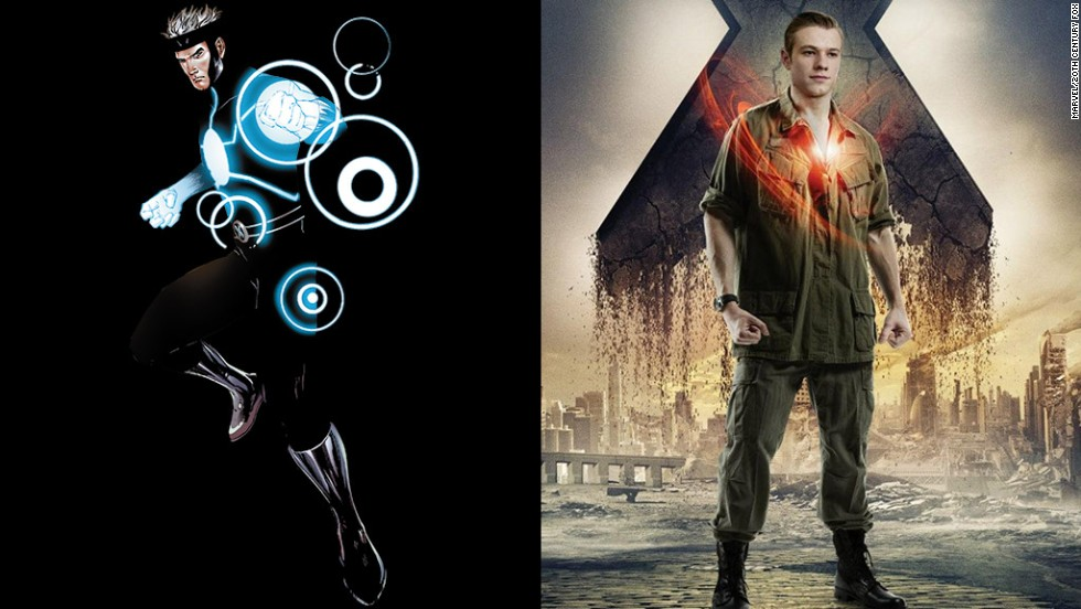 "Lucas Till is back as the remarkably powerful Havok, last seen in ""X-Men: First Class."""