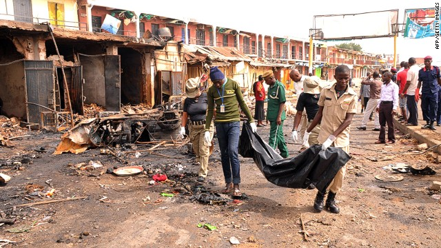 No sign of Nigerian violence slowing