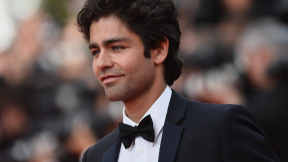 Actor Adrian Grenier on May 21.