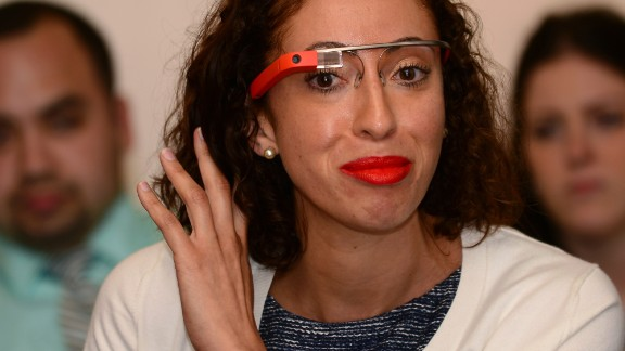 An integrated bone conduction speaker is at the heart of the Google Glass experience. It allows users to listen to notifications and instructions from their device, while being free to communicate with others and interact with the world around.