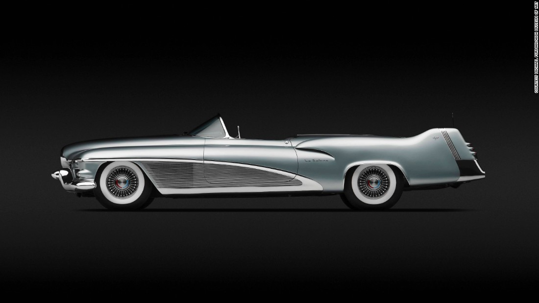 What Corvette creator Harley Earl and Steve Jobs shared - CNN