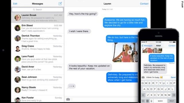 Apple has issued one bug fix, and plans another, to address problems using iMessage to text with users of Android phones.