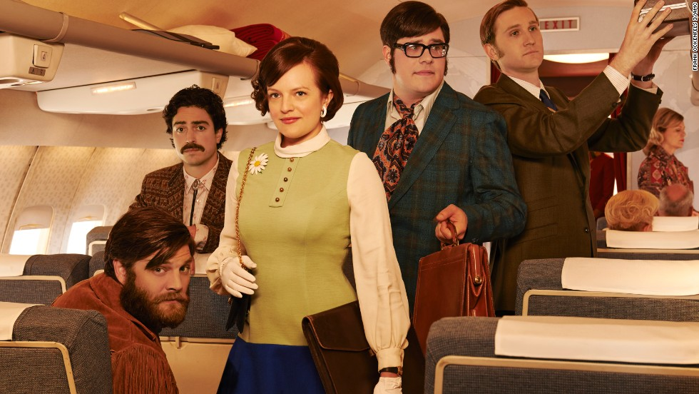 Mad Men And The Other 1960s Cnn