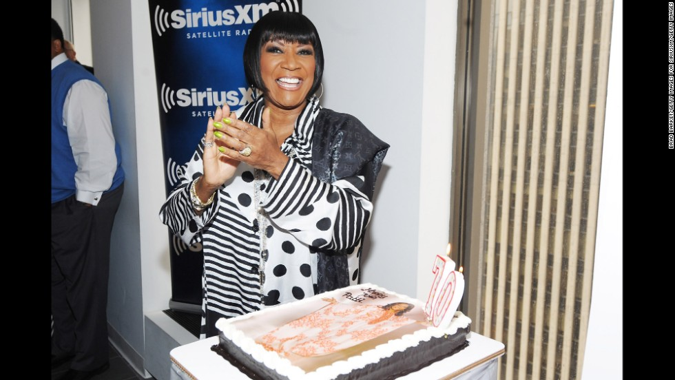 Chanteuse Patti LaBelle has been in the music industry for decades, but she hasn't slowed down. She turned 70 on May 24, 2014.