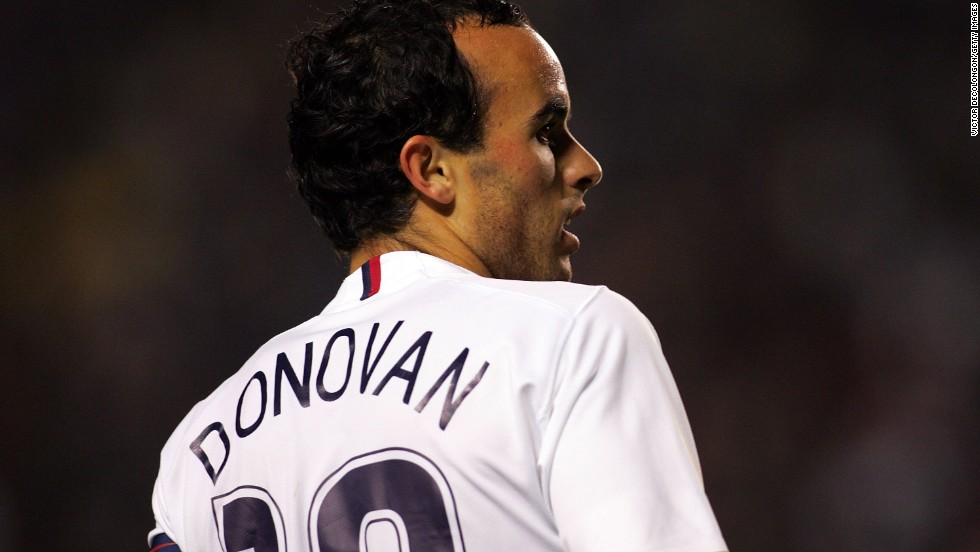 On January 19, 2008, in an international friendly in Carson, California, Donovan set the U.S. all-time scoring record, 35, with a penalty kick against Sweden.