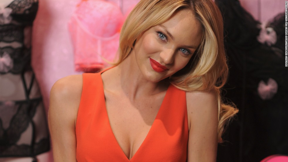 "Model Candice Swanepoel has the top spot this year in <a href=""http://www.maxim.com/hot100/2014"" target=""_blank"">Maxim's Hot 100</a>, which is voted on annually by readers of the men's magazine. Click through to see the rest of the top 10."