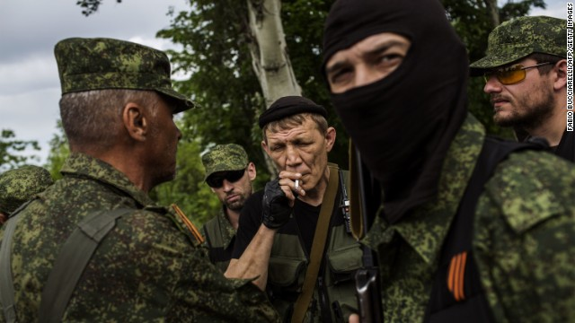 Tensions ahead of Ukraine elections
