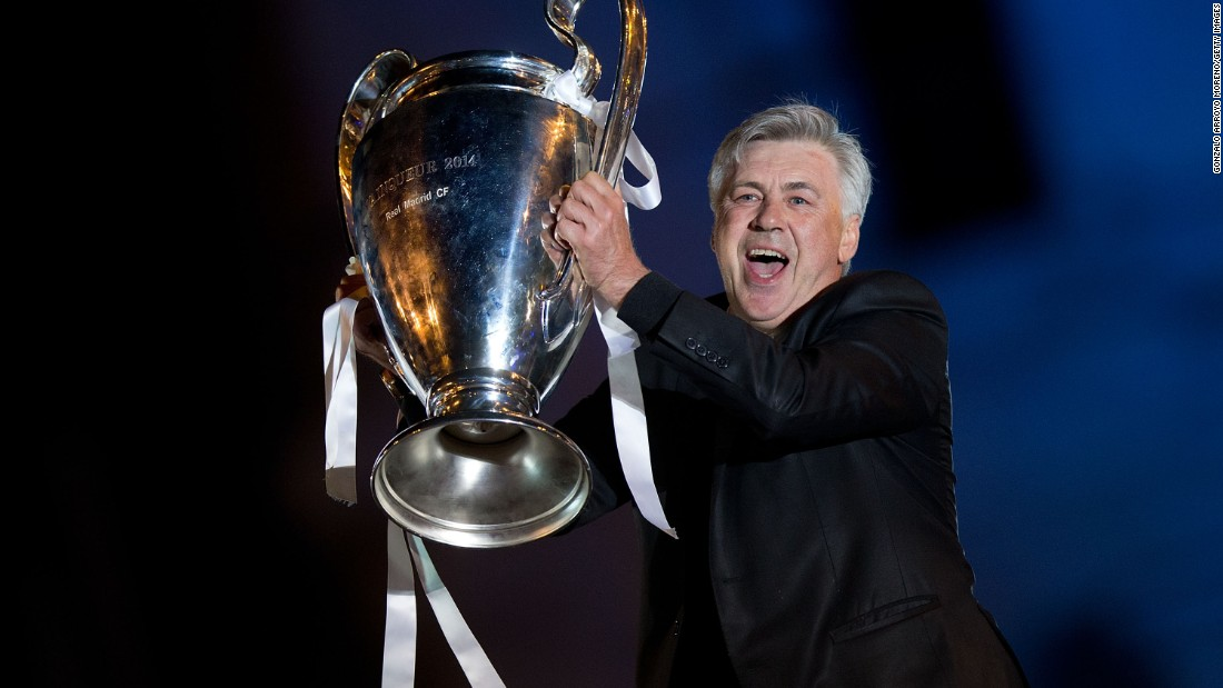"Carlo Ancelotti guided Real Madrid to its 10th European title last season -- the fabled ""La Decima"" -- yet it wasn't enough for the Italian to keep his job."