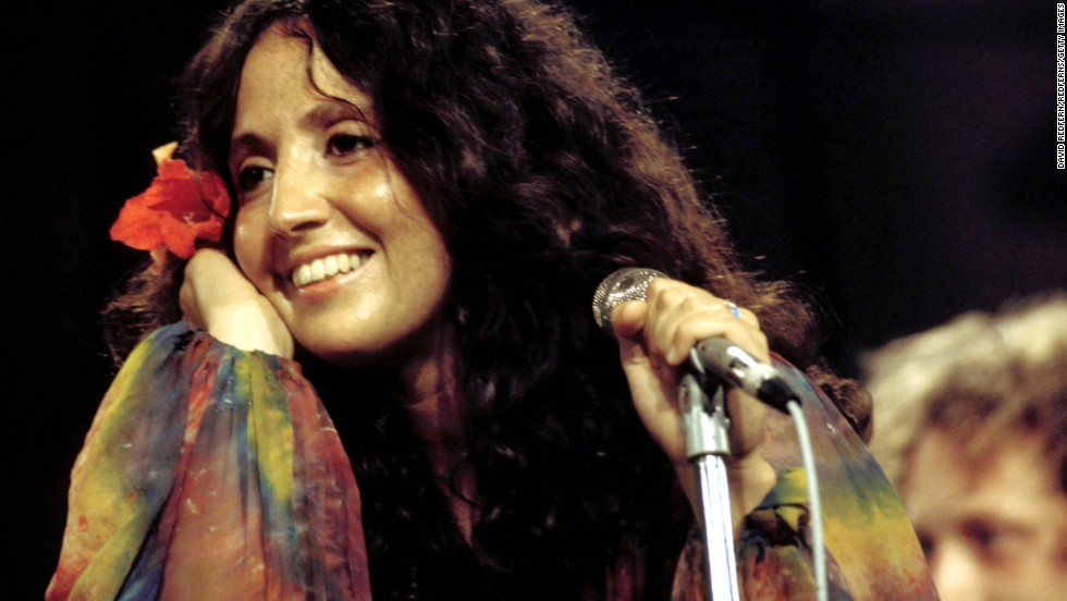 "Maria Muldaur hit the Top 10 with <a href=""http://www.youtube.com/watch?v=Yt2O4Y_sQ98&feature=kp"" target=""_blank"">""Midnight at the Oasis,""</a> a romantic song that sent camels to bed and maintained that cactus ""is our friend."""