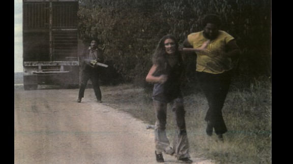"""Being chased is a nightmare scenario in many horror films, but 1974's """"The Texas Chain Saw Massacre"""" is so scary it may actually give you nightmares."""