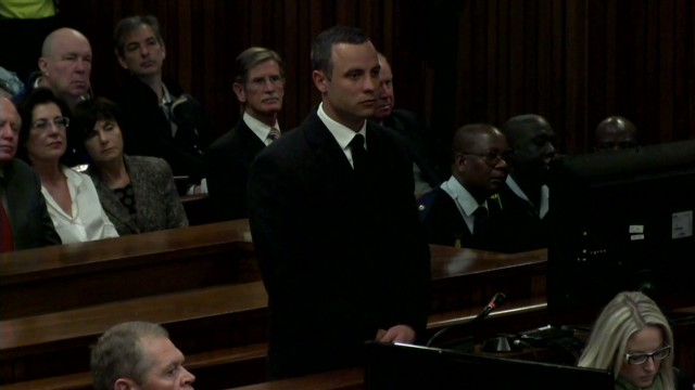 Pistorius begins mental evaluation