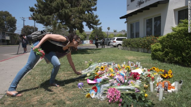 Remembering the victims of UCSB rampage