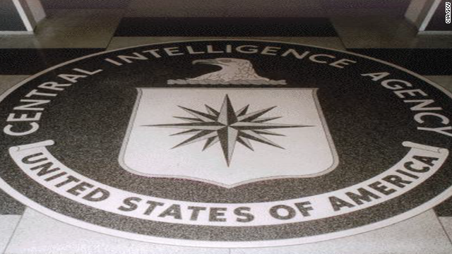 CIA Seal at CIA Headquarters