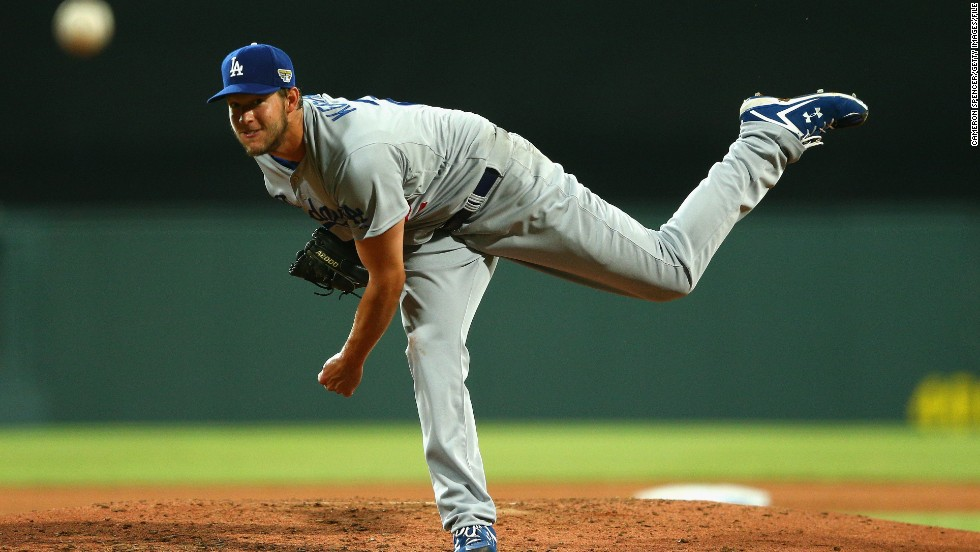 Before an injury-plagued 2016, Clayton Kershaw was the most consistent pitcher in the game. He posted the NL's lowest ERA during a four-year stretch between 2011 to 2014. In addition to his three Cy Young awards -- all with the Los Angeles Dodgers --  Kershaw is one of only 10 pitchers in history to win MVP and Cy Young awards in the same season (2014). The righty is entering the third of a seven-year, $215 million deal.