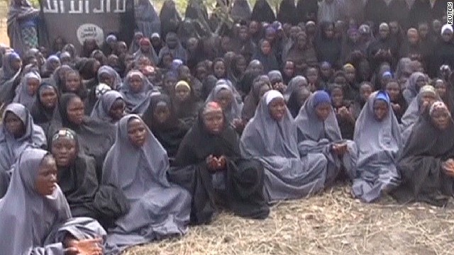 Official: Nigerian kidnapped girls located