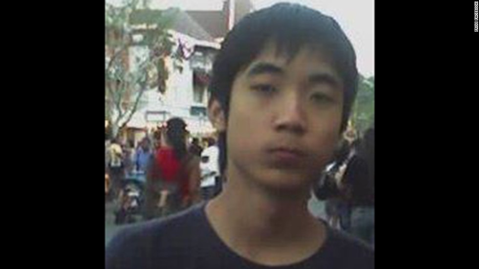 Cheng Yuan Hong, 20, was also stabbed to death. He was listed on the lease with Chen and Rodger.