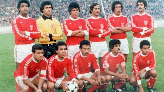 The first African team to win at a World Cup was Tunisia in 1978. Despite failing to progress past the first round, Tunisia beat Mexico 3-1 in Argentina.