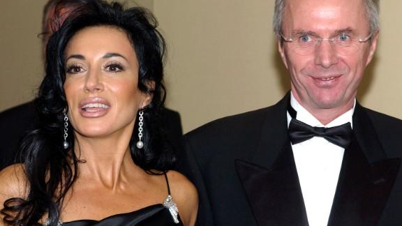 Italian-American lawyer Nancy Dell