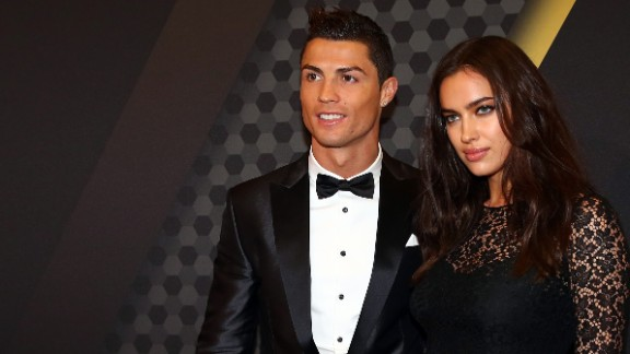 Portugal player Cristiano Ronaldo might be the most valuable football player on the planet, worth $80 million, but Russian supermodel girlfriend Irina Shayk is no shrinking violet. The couple recently posed in a racy photoshoot for Spanish Vogue by fashion photographer Mario Testino.