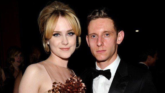 Actors Evan Rachel Wood and Jamie Bell separated after nearly two years of marriage. The couple, who welcomed a son in July 2013, said in a statement that they plan to remain close friends.