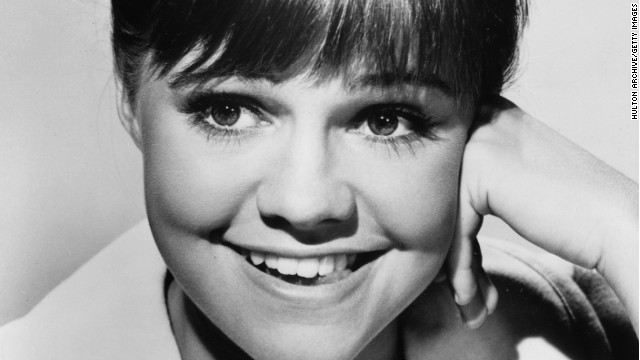 "Sally Field's 1965 studio headshot for ""Gidget"""