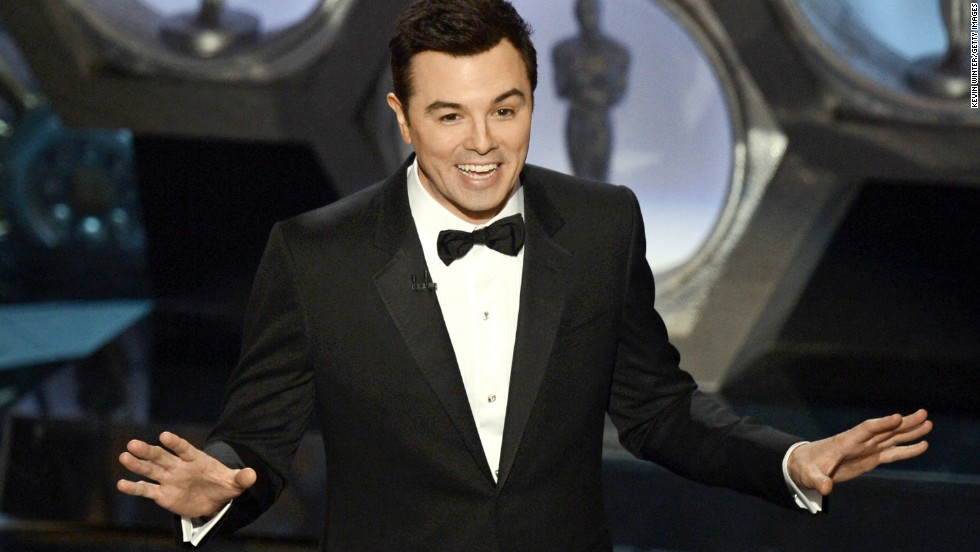 In February 2013, MacFarlane hosted the Oscars at the Dolby Theatre in Hollywood, California. The audience reaction was decidedly mixed.