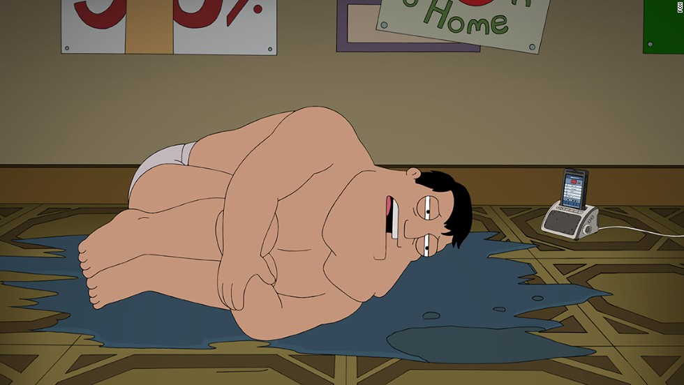 """American Dad"" is another animated Fox series from MacFarlane."