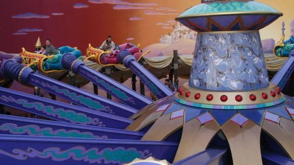 21. Walt Disney Studios Park at Disneyland Paris is just one part of Disney