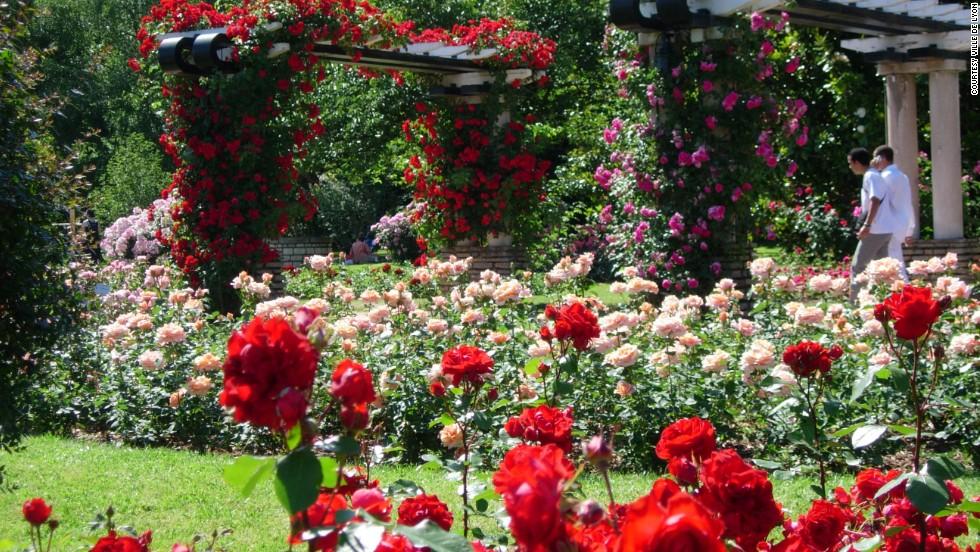 13 jardines fabulosos for Jardines espectaculares