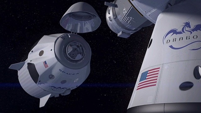 SpaceX unveils new spacecraft