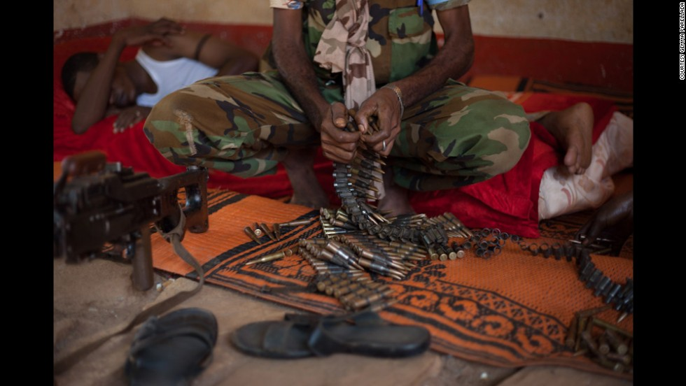 In the past two weeks, many new soldiers have come to Bambari as the new headquarters for the militia. The ex-Seleka are better organized than the anti-balaka because they were briefly in power following the March 2013 coup.