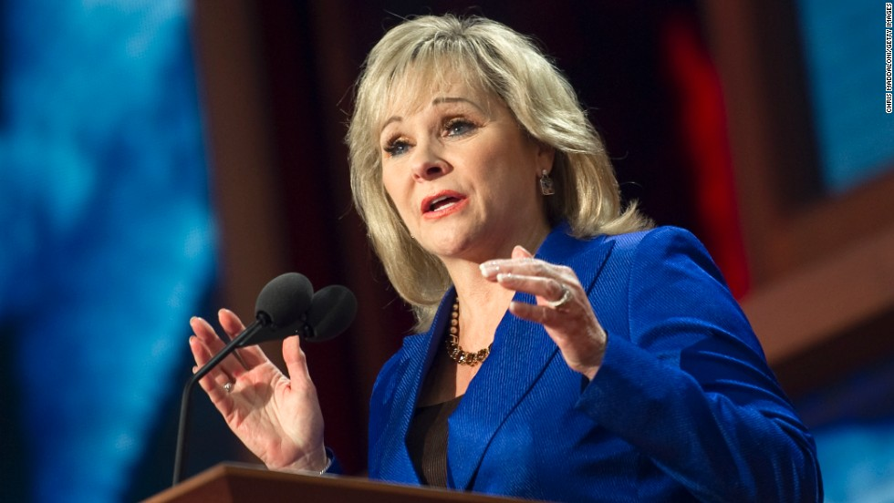 Oklahoma Gov. Mary Fallin also received nods and praise when she spoke at the 2012 Republican National Convention in Tampa. She is not often mentioned by political analysts as potential presidential contender for 2016.