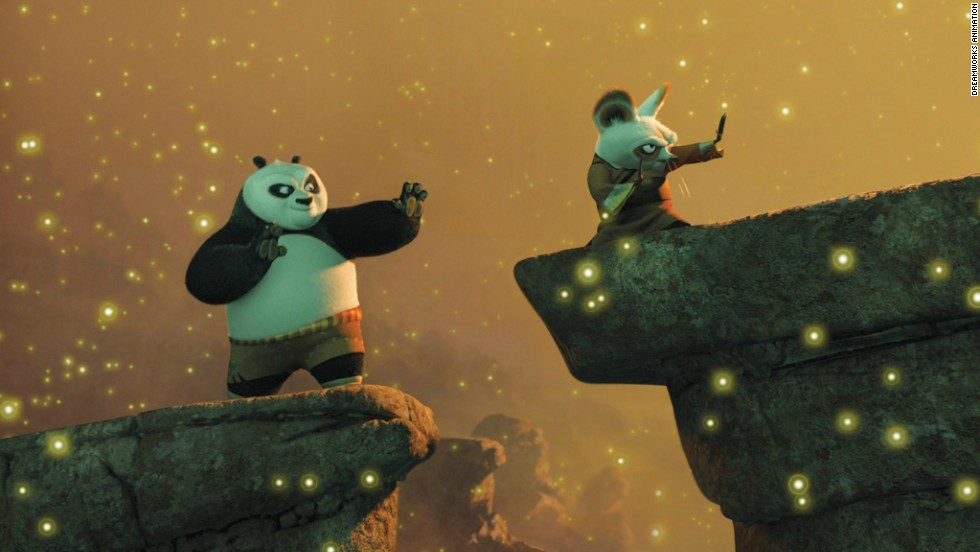 "<strong>""Kung Fu Panda"":</strong>  Po the Panda aspires to be a kung fu master in this animated feature. <strong>(HBO Now)</strong>"