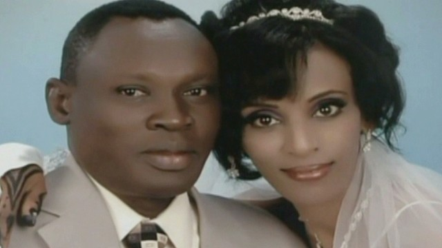 Sudan death row woman's husband speaks out
