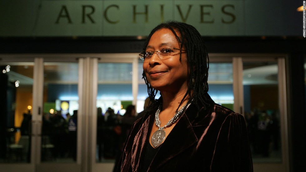 "Pulitzer Prize and National Book Award-winning author Alice Walker has written biographical books and lauded novels, such as 1982's ""The Color Purple,"" which was made into an Oscar-nominated film starring Whoopi Goldberg and directed by Steven Spielberg. She is also a poet and activist for women's rights."