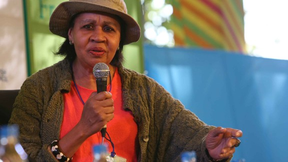 """Born in 1949 as Elaine Richardson on the island of Antigua,<br />the novelist known as Jamaica Kincaid moved to the U.S. as a young woman. She wrote in """"A Small Place"""" of life in post-colonial Antigua and has written for publications such as the New Yorker. She is a professor of literature at Claremont-McKenna College."""