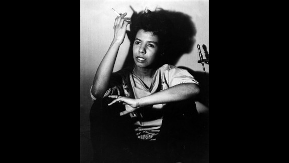 """Playwright and civil rights activist Lorraine Hansberry wrote the classic tale of African-American striving """"A Raisin in the Sun"""" before she turned 30. The play would earn her a prestigious New York Critics' Circle award in 1958 and be staged continually over the years. After enjoying early success, Hansberry died at age 34 of pancreatic cancer."""