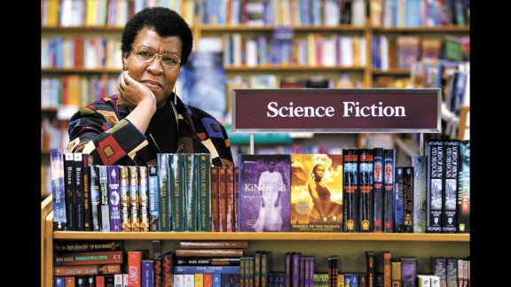 """Science fiction novelist Octavia Butler wrote of future worlds and isolation, themes familiar to her. Butler told The New York Times in 2000 that she didn't see characters like herself in the sci-fi she read as a child, so when she became a writer, she wrote herself into the story. The onetime MacArthur """"genius"""" Fellow died in 2006."""