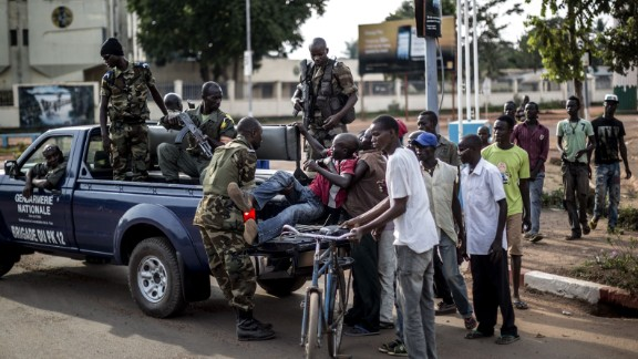 Members of the Central African Republic