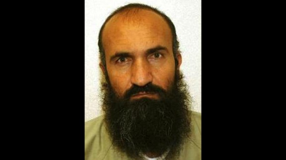 Khair Ulla Said Wali Khairkhwa, one of five Guantanamo Bay detainees exchanged Saturday for Bowe Bergdahl, may have been directly associated with Osama bin Laden.