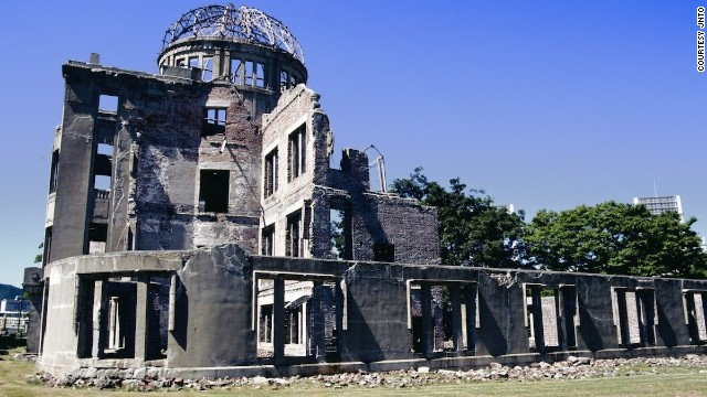 Hiroshima atomic bomb site now one of the country's most popular attractions