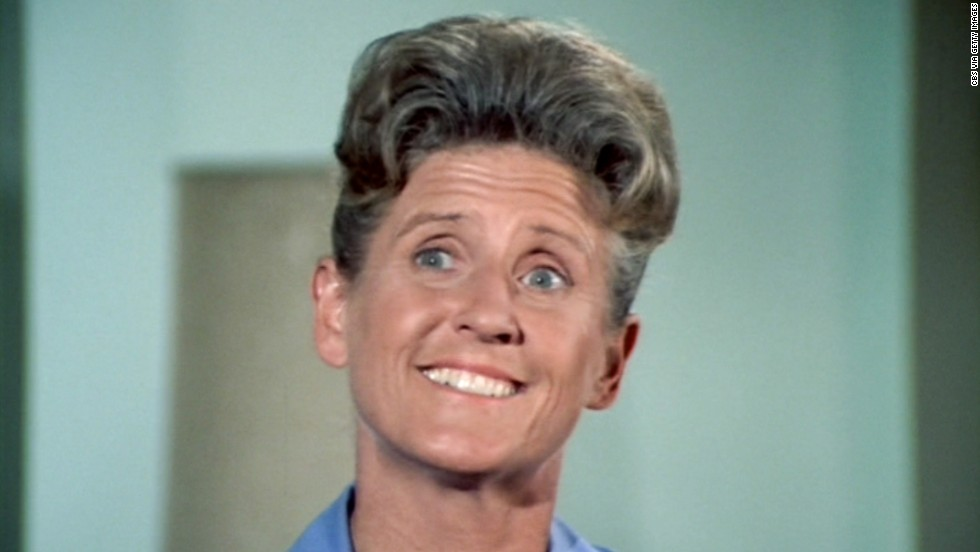 "Everyone's favorite housekeeper, Alice Nelson, was played by Ann B. Davis on the sitcom. Davis died 2014 after suffering a subdural hematoma the day before. She never regained consciousness. Davis retired from show business in the late '70s, but popped up here and there. Davis appeared in commercials and several stage productions, and in the 1995 ""Brady Bunch"" movie, she played a truck driver, convincing a runaway Jan (Jennifer Elise Cox) to return home."