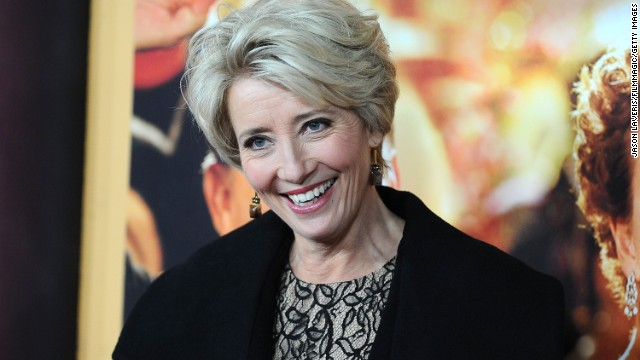 Emma Thompson and more react to their Golden Globe nominations