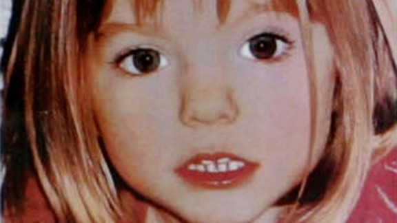 Madeleine McCann was a few weeks shy of her fourth birthday when she went missing May 3, 2007, at her family