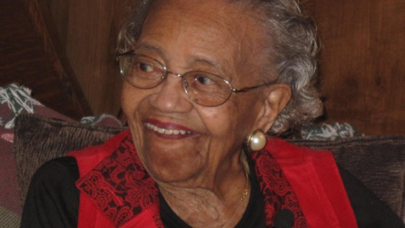 "Ann Nixon Cooper became famous after President-elect Barack Obama used her story on election night 2008 to talk about the country's progress. ""She was born just a generation past slavery,"" Obama said. ""At a time when women's voices were silenced and their hopes dismissed, she lived to see them stand up and speak out and reach for the ballot."" She died in 2009 at age 107. The secret to her long life, she said, was being cheerful: ""I've always been a happy person, a giggling person, a wide-mouthed person."" She also kept fit, dancing the electric slide until age 103."