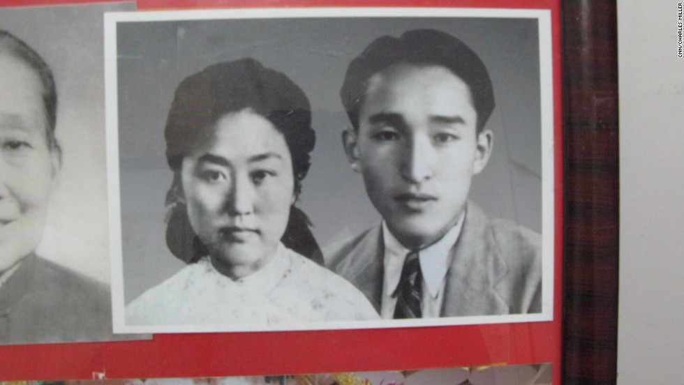 Wang Jingyao and Bian Zhongyun
