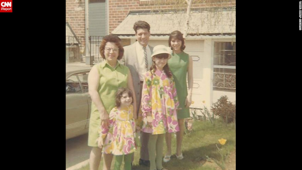 "<a href=""http://ireport.cnn.com/docs/DOC-1137456"">Joann Taweel, </a>bottom left, of Philadelphia has fond memories when she looks at this photo from Easter 1967. ""All of our cousins were our best friends,"" she said. ""We played together and spent almost every weekend together in the summers. And especially holidays. Big Italian holidays! It instilled in me a responsibility and a need to stay close to my relatives."""