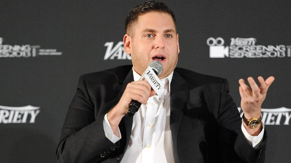 "Jonah Hill has also owned up to yelling a homophobic slur at a paparazzo, which was seen on a video released by TMZ on Tuesday, June 3, 2014. The actor said to the photographer, ""Suck my d---, you f-----."" He later told radio host Howard Stern that he was frustrated by his own words: ""From the day I was born and publicly I've been a gay rights activist. ... I played into exactly what (the paparazzo) wanted and lost my cool. And in that moment, I said a disgusting word that does not at all reflect how I feel about any group of people."""