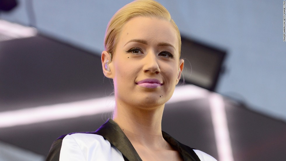 iggy azalea leads american music awards nods cnn