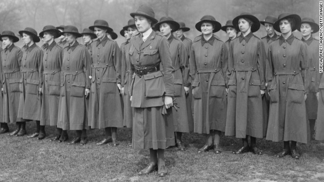 Women during World War I